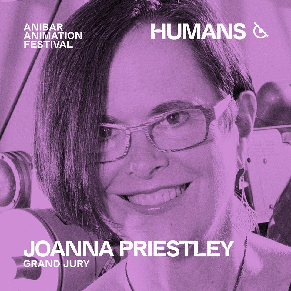 Joanna Priestley Image
